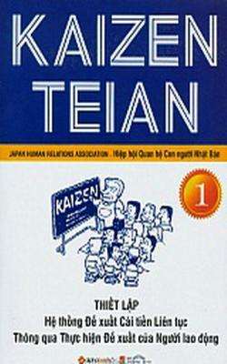 Kaizen Teian -Tập 1