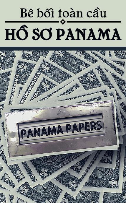 Bê Bối Toàn Cầu : Hồ Sơ Panama