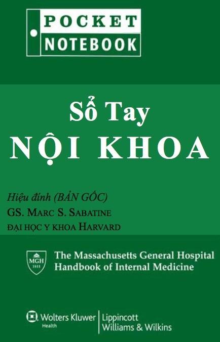 Sổ Tay Nội Khoa – Pocket Medicine 4Th