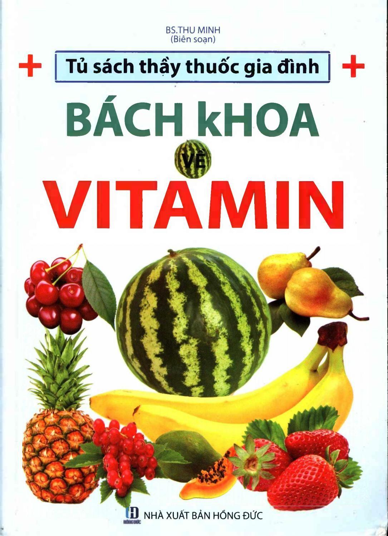 Bách Khoa Về Vitamin