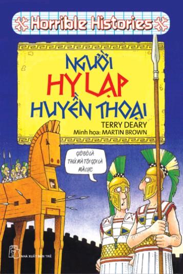 Horrible Histories - Người Hy Lạp Huyền Thoại