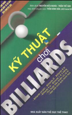 Kỹ Thuật Chơi Billiards