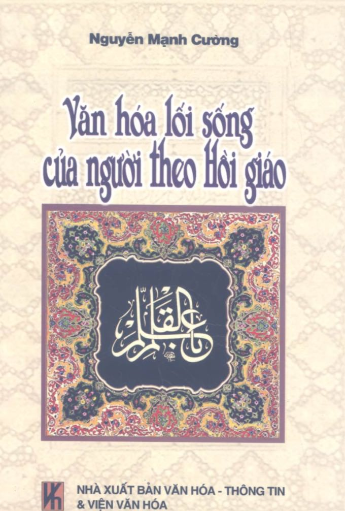 Văn Hoá Lối Sống Của Người Theo Hồi Giáo