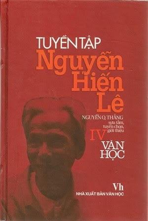 Tuyển Tập Nguyễn Hiến Lê - Tập 4 : Văn Học