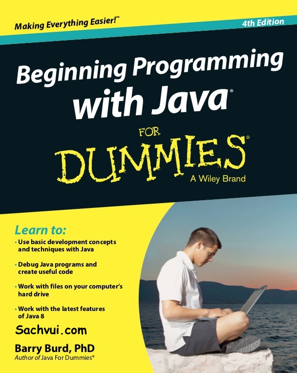 Beginning Programming With Java For Dummies - 4Th Edition